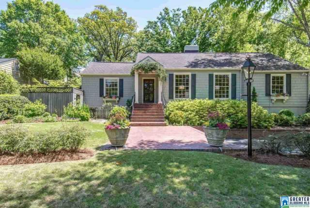 3763 W Jackson Blvd, Mountain Brook, AL 35213 (MLS #849436) :: Bentley Drozdowicz Group
