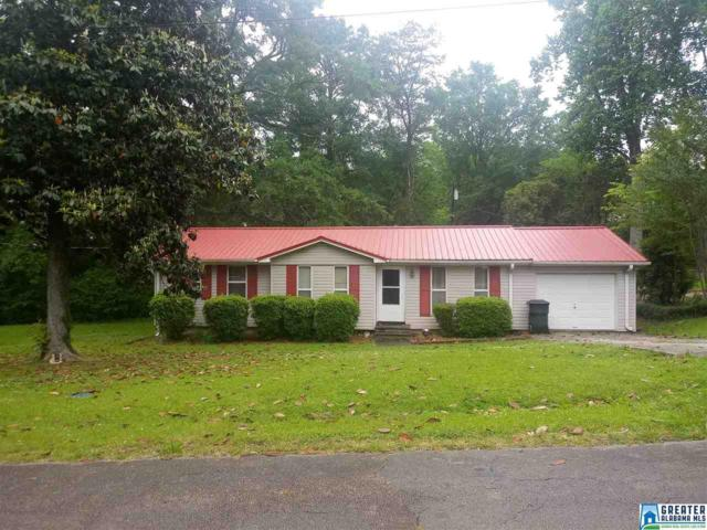 920 Longview Cir, Adamsville, AL 35005 (MLS #849527) :: Bentley Drozdowicz Group