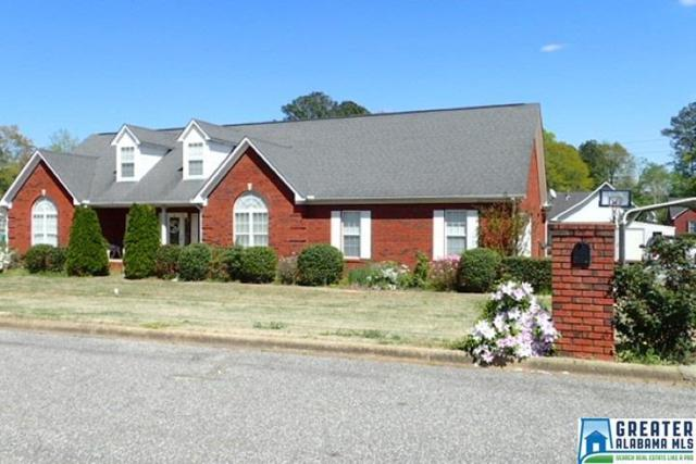 2315 E Arrowhead Dr E, Sylacauga, AL 35150 (MLS #849602) :: Bentley Drozdowicz Group