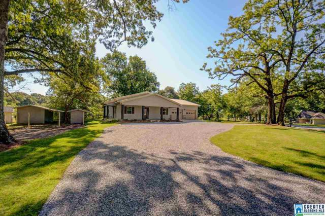 2454 Co Rd 81, Clanton, AL 35045 (MLS #849820) :: Howard Whatley