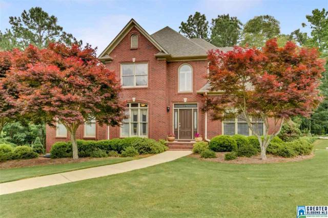518 Timberline Trl, Calera, AL 35040 (MLS #849843) :: Howard Whatley