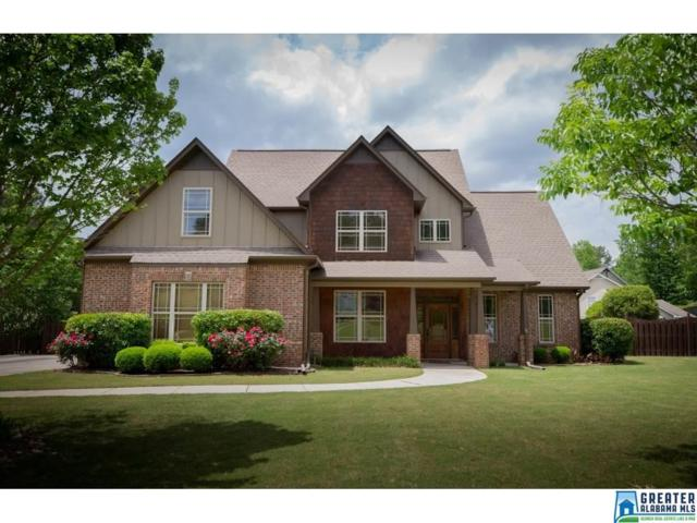 151 Piney Woods Dr, Helena, AL 35080 (MLS #849893) :: Bentley Drozdowicz Group