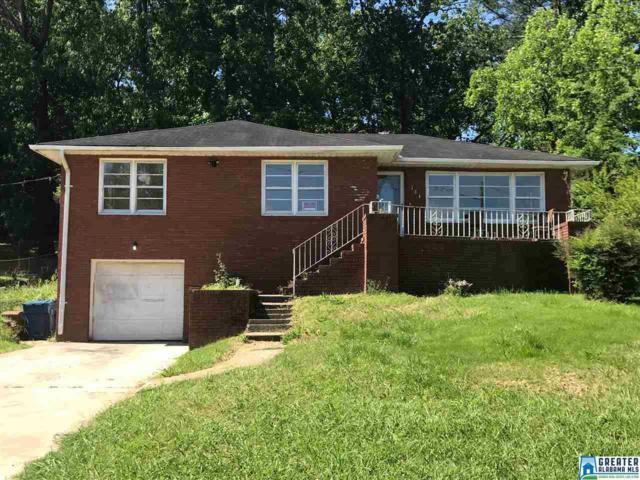 324 Ridgewood Ave, Fairfield, AL 35064 (MLS #849894) :: Josh Vernon Group