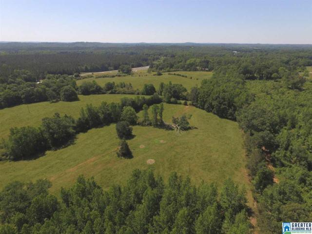 94295 Hwy 9 72 Acres, Lineville, AL 36266 (MLS #849932) :: LIST Birmingham
