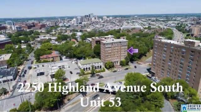 2250 Highland Ave #53, Birmingham, AL 35205 (MLS #850069) :: LIST Birmingham
