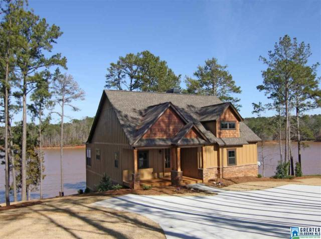 128 Lakeside Preserve Ln, Wedowee, AL 36278 (MLS #850262) :: Howard Whatley