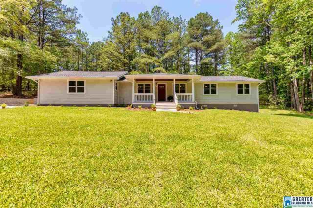 1631 Shelby Springs Rd, Columbiana, AL 35051 (MLS #850306) :: Howard Whatley