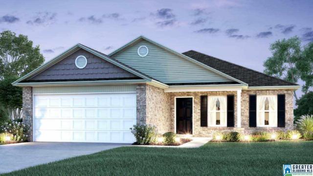 224 Hampton Dr, Calera, AL 35040 (MLS #850334) :: Howard Whatley
