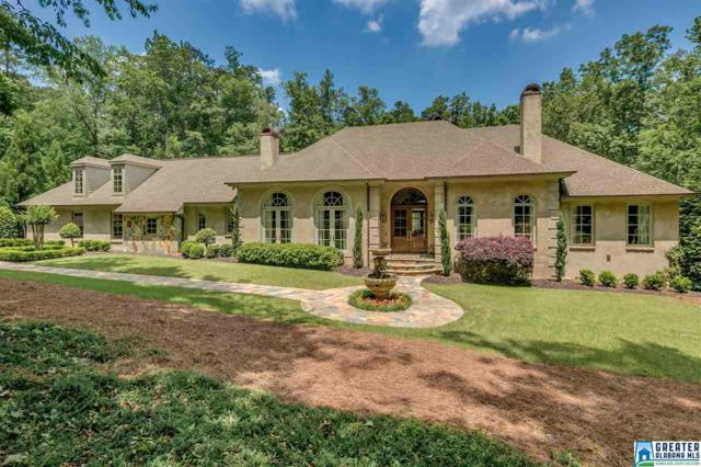 2 Turnberry Pl, Birmingham, AL 35242 (MLS #850456) :: Bentley Drozdowicz Group