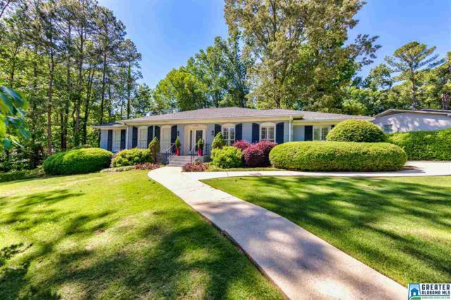 2100 Vestridge Dr, Vestavia Hills, AL 35216 (MLS #850545) :: K|C Realty Team