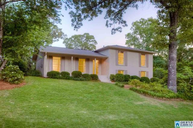 609 Van Buren Dr, Vestavia Hills, AL 35226 (MLS #850620) :: Brik Realty