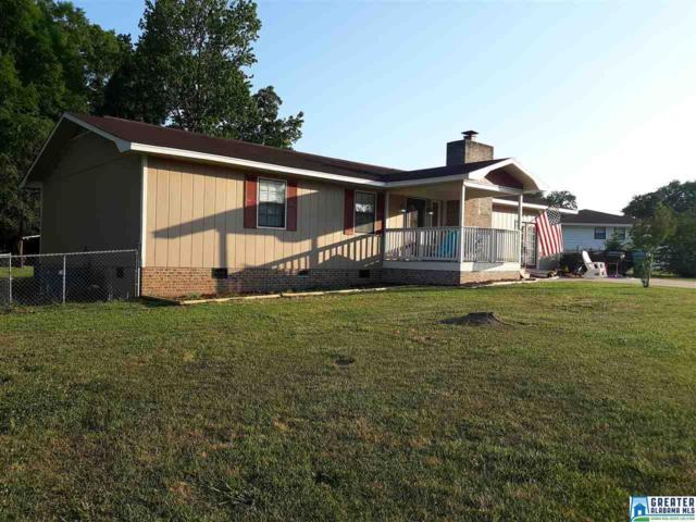 3342 Livingston Trc, Sylacauga, AL 35150 (MLS #850650) :: Gusty Gulas Group