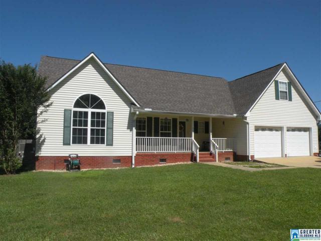 123 Meadow Farm Ln, Sylacauga, AL 35151 (MLS #850804) :: Gusty Gulas Group