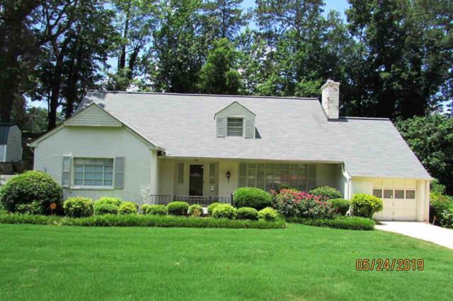 1006 Cynthia Crescent, Anniston, AL 36207 (MLS #851032) :: Brik Realty