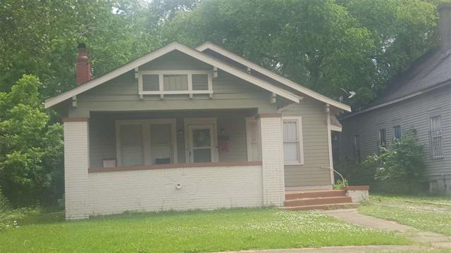 1417 Fulton Ave SW, Birmingham, AL 35211 (MLS #851255) :: LocAL Realty