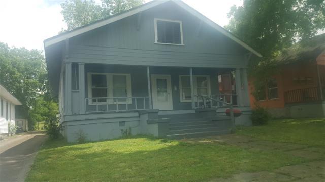 1437 Princeton Ave SW, Birmingham, AL 35211 (MLS #851260) :: K|C Realty Team