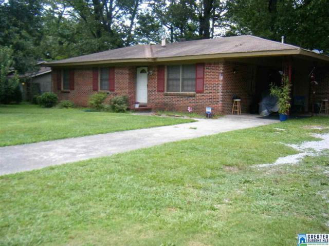 1321 4TH WAY NW, Center Point, AL 35215 (MLS #851294) :: K|C Realty Team