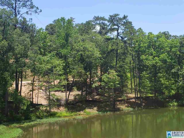 Lot 8 Creekside Cove #8, Rockford, AL 35136 (MLS #851309) :: K|C Realty Team