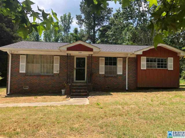 544 Johnny Shipp Rd, Warrior, AL 35180 (MLS #851836) :: Brik Realty