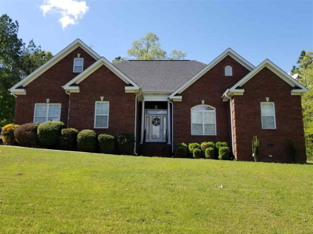 137 Summit Crest Dr, Jacksonville, AL 36265 (MLS #852262) :: Gusty Gulas Group