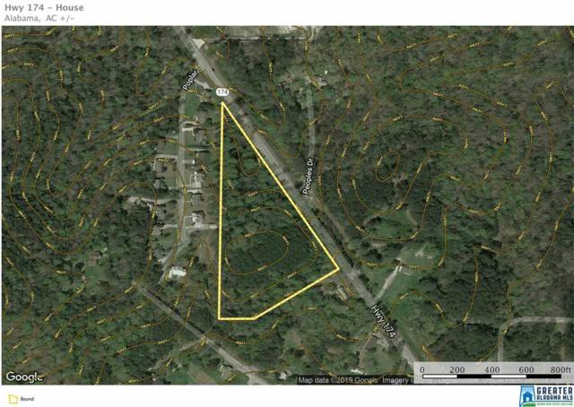0 Hwy 174 7 Acre, Odenville, AL 35120 (MLS #852302) :: Josh Vernon Group