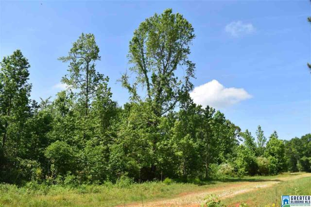 Lot 41 Co Rd 264 River Breeze Es, Wedowee, AL 36278 (MLS #852458) :: K|C Realty Team