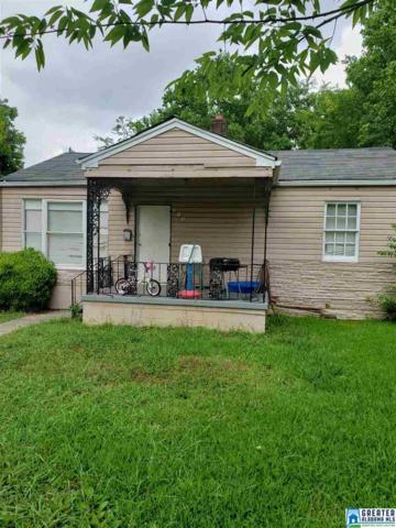 213 SW 23RD ST SW, Birmingham, AL 35211 (MLS #852512) :: Bentley Drozdowicz Group