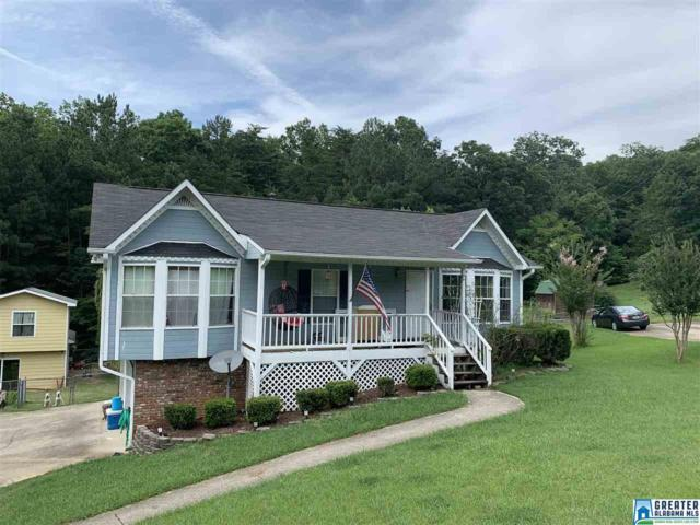 6450 Kimberly Loop, Pinson, AL 35126 (MLS #852703) :: Josh Vernon Group