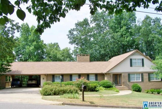 2115 Ayers Dr, Anniston, AL 36206 (MLS #852924) :: LIST Birmingham