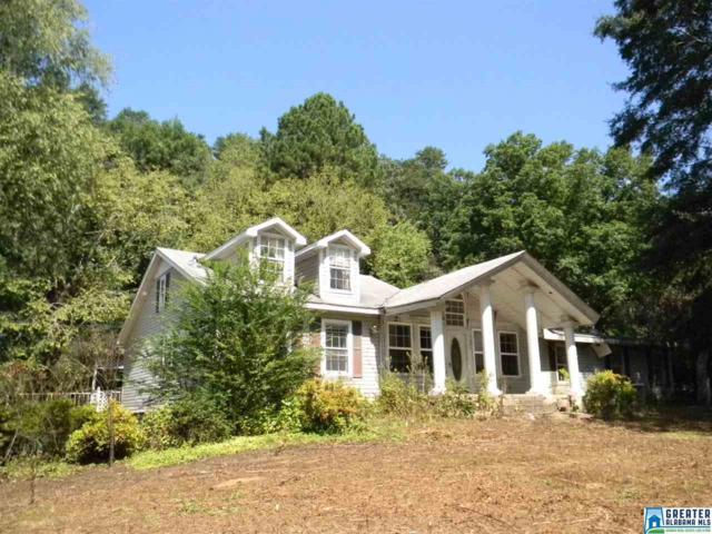 3918 Archer Rd, Mount Olive, AL 35117 (MLS #853024) :: K|C Realty Team