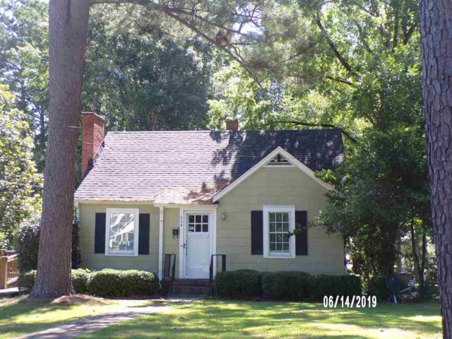 604 S Norton Ave, Sylacauga, AL 35150 (MLS #853088) :: Bentley Drozdowicz Group