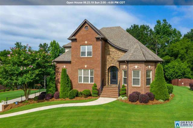 5916 Deer Crest Ln, Trussville, AL 35173 (MLS #853330) :: Brik Realty
