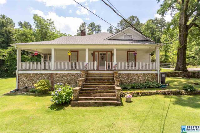 6801 Old Springville Rd, Pinson, AL 35126 (MLS #853416) :: Howard Whatley
