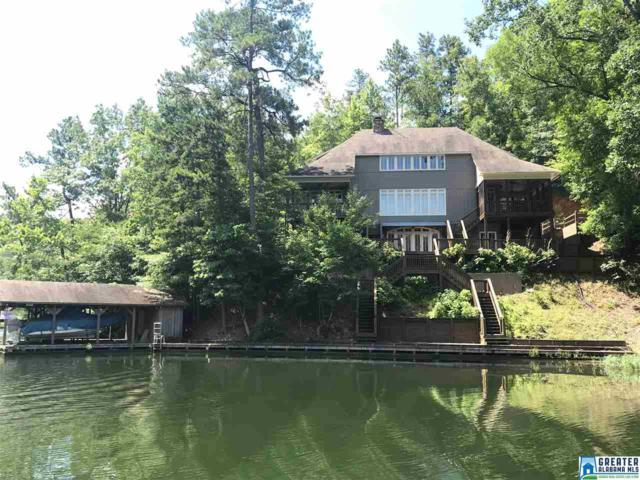 517 Indian Springs Rd, Rockford, AL 35136 (MLS #853439) :: Josh Vernon Group