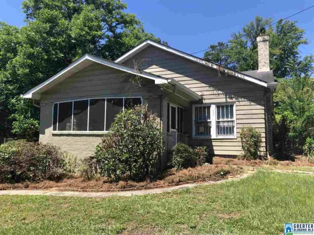 141 E Hawthorne Rd, Homewood, AL 35209 (MLS #853447) :: Gusty Gulas Group