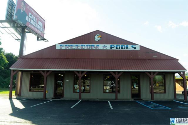 8150 Mcclellan Blvd, Anniston, AL 36206 (MLS #853509) :: Josh Vernon Group