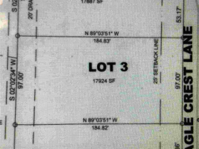 LOT#3 Eagle Crest Ln #3, Birmingham, AL 35244 (MLS #853534) :: Gusty Gulas Group