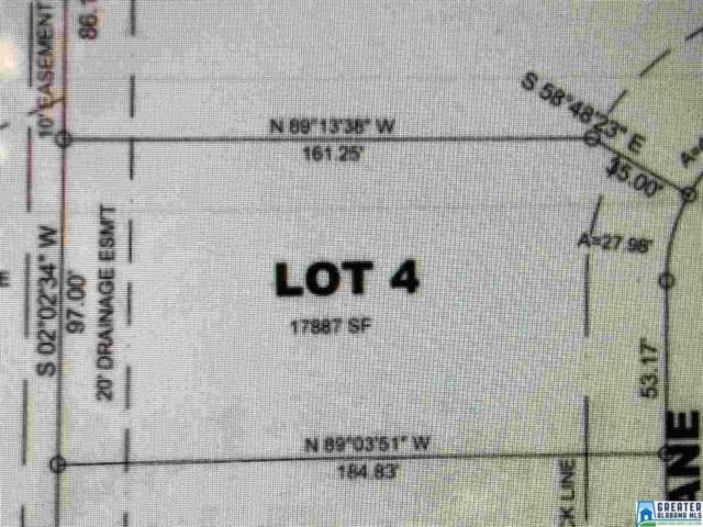 LOT#4 Eagle Crest Ln #4, Birmingham, AL 35244 (MLS #853538) :: Gusty Gulas Group
