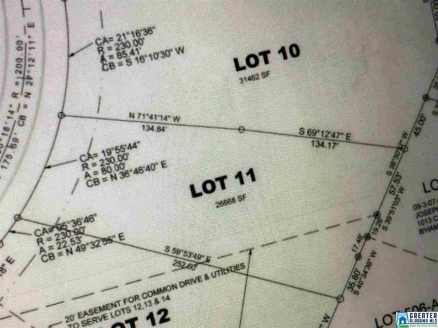 LOT#11 Eagle Crest Ln #11, Birmingham, AL 35244 (MLS #853547) :: Gusty Gulas Group