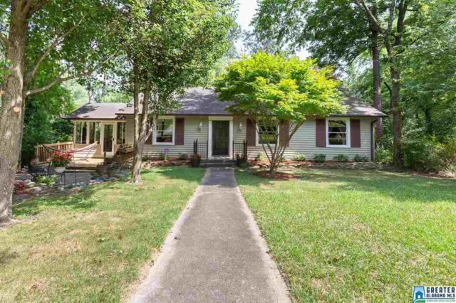 1735 Saulter Rd, Homewood, AL 35209 (MLS #853641) :: Gusty Gulas Group