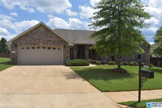1053 Hidden Forest Dr, Montevallo, AL 35115 (MLS #853782) :: Gusty Gulas Group
