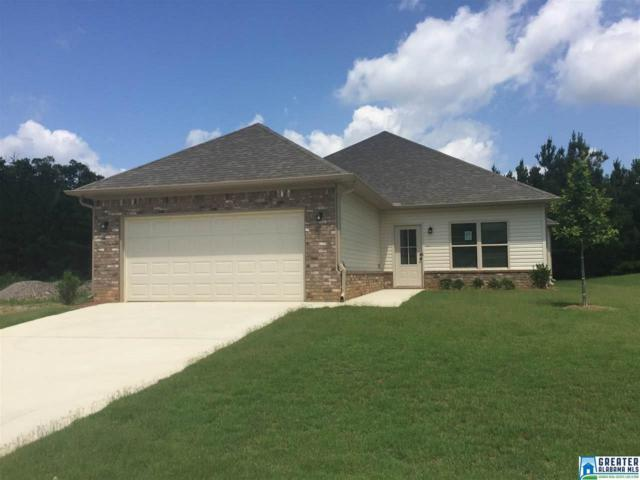 112 Brookside Way, Calera, AL 35040 (MLS #853784) :: LocAL Realty