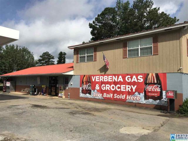 11001 Co Rd 59, Verbena, AL 36091 (MLS #853806) :: Josh Vernon Group
