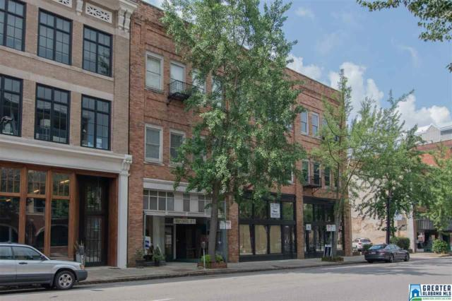 2217 2ND AVE N #203, Birmingham, AL 35203 (MLS #853867) :: Josh Vernon Group