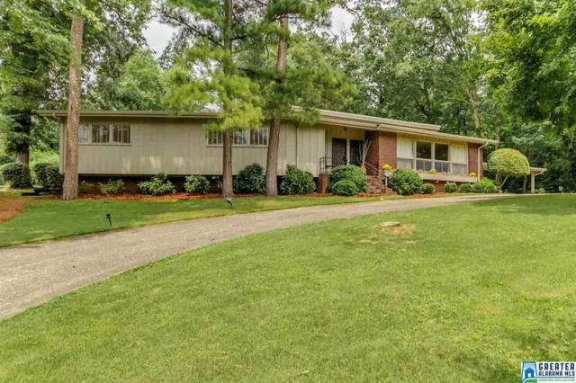 3620 Locksley Dr, Mountain Brook, AL 35223 (MLS #854092) :: LocAL Realty