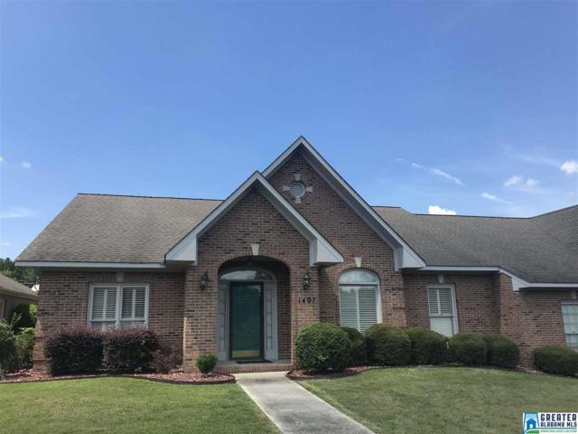1407 Harbison St, Cullman, AL 35055 (MLS #854921) :: Josh Vernon Group