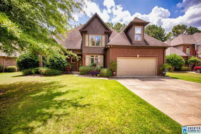 5828 Waterstone Point, Hoover, AL 35244 (MLS #855365) :: Josh Vernon Group