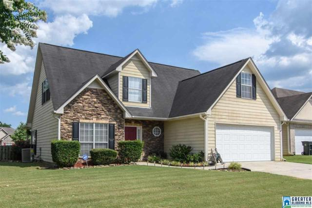 111 Stonehaven Way, Pelham, AL 35124 (MLS #855552) :: LocAL Realty