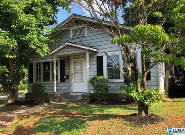 1249 Park Ave, Tarrant, AL 35217 (MLS #855638) :: Josh Vernon Group