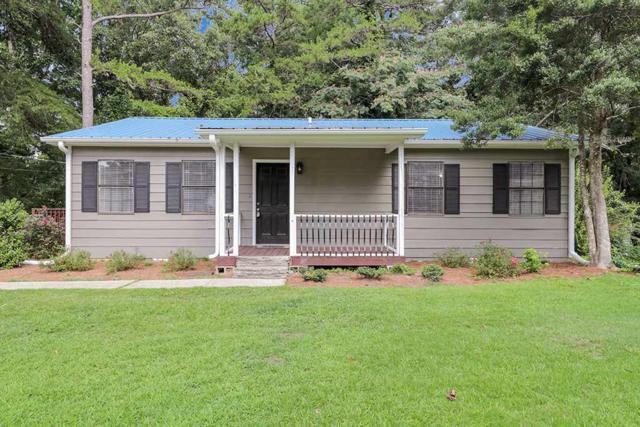 405 Annie Lee Rd, Trussville, AL 35173 (MLS #855693) :: Josh Vernon Group